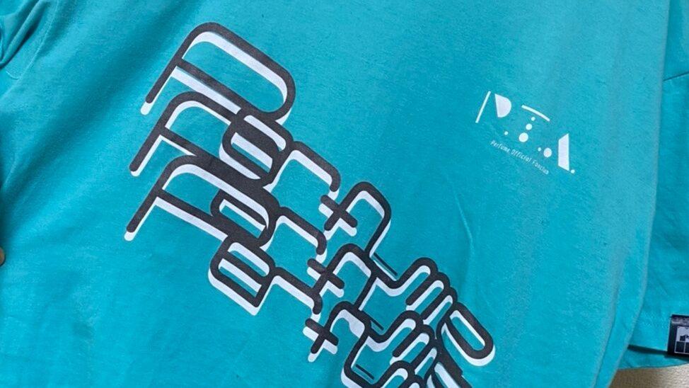 PerfumeカスタマイズTシャツ